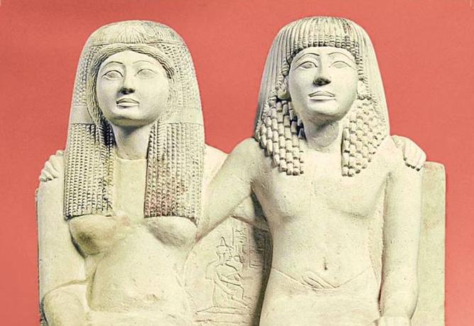 Due poesie scritte da due antichi egizi