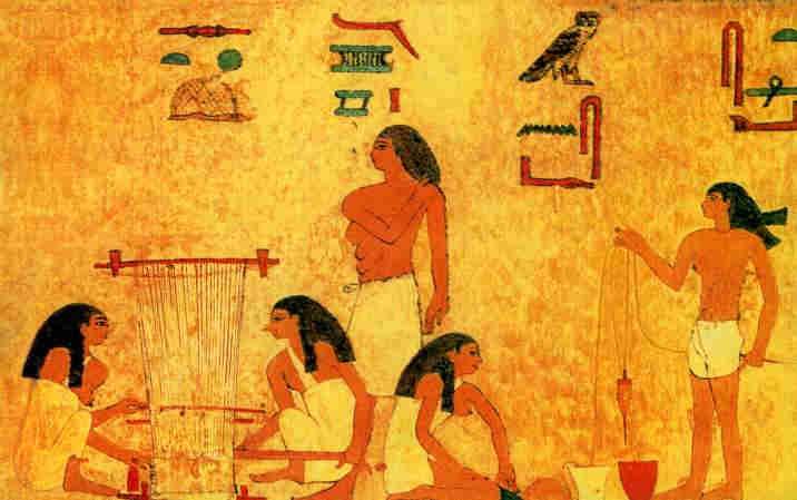 Nelle botteghe degli artigiani si producevano for Onorevoli donne