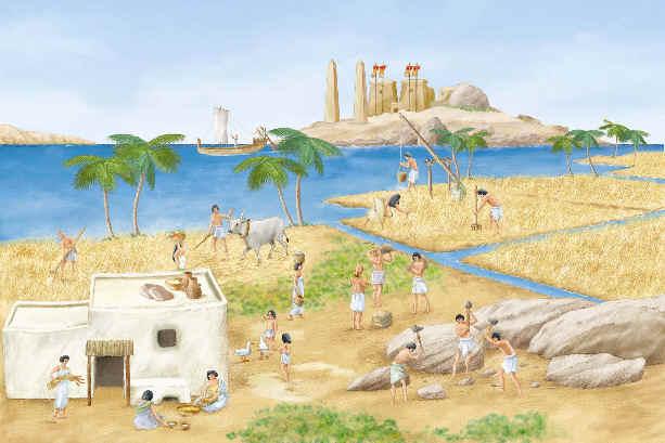 Queste capanne erano costruite con terra o mattoni crudi for Da dove proviene il grano della barilla