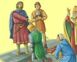 Il mestiere del cavaliere non era facile - Armatura dell immagine del dio ...