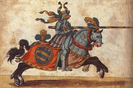 L 39 istruzione del cavaliere cominciava dalla culla - Armatura dell immagine del dio ...