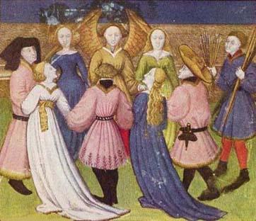 Medioevo Famiglia